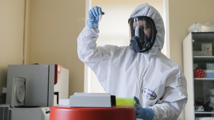 """La mutación del virus """"parece facilitar la transmisión"""""""