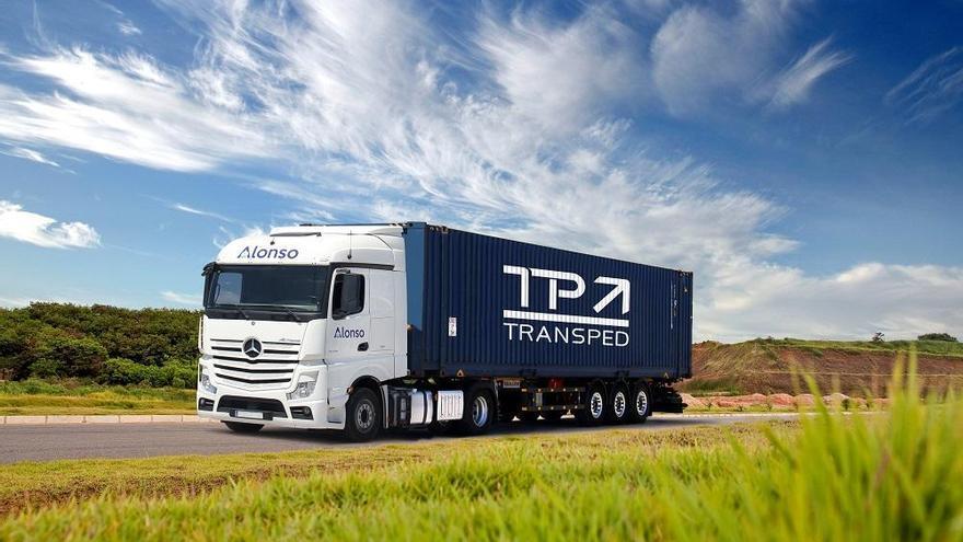 Grupo Alonso lanza un nuevo servicio de transporte global a través de Transped