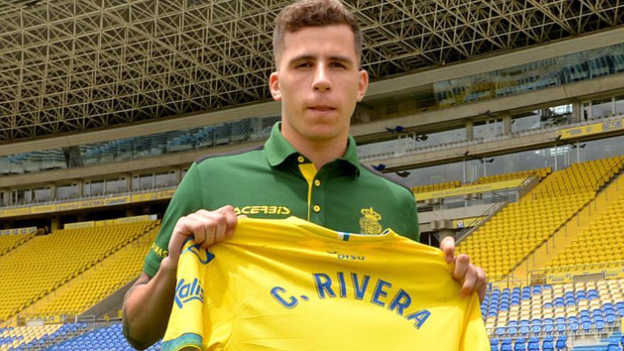 Christian Rivera, cedido al Huesca, en un movimiento sorpresa