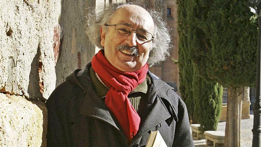Benavente | Antonio Colinas, entre los finalistas del Premio de la Crítica de Castilla y León