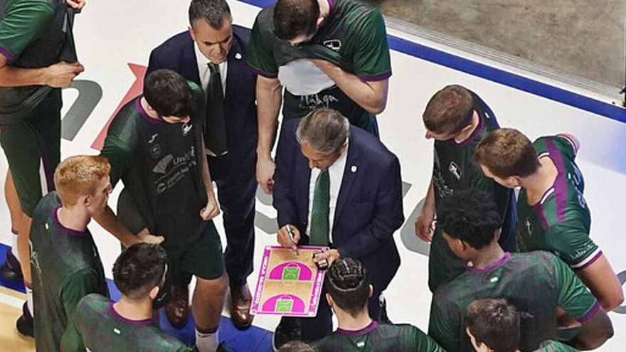 El Unicaja busca ante el UCAM un atajo hacia la Copa