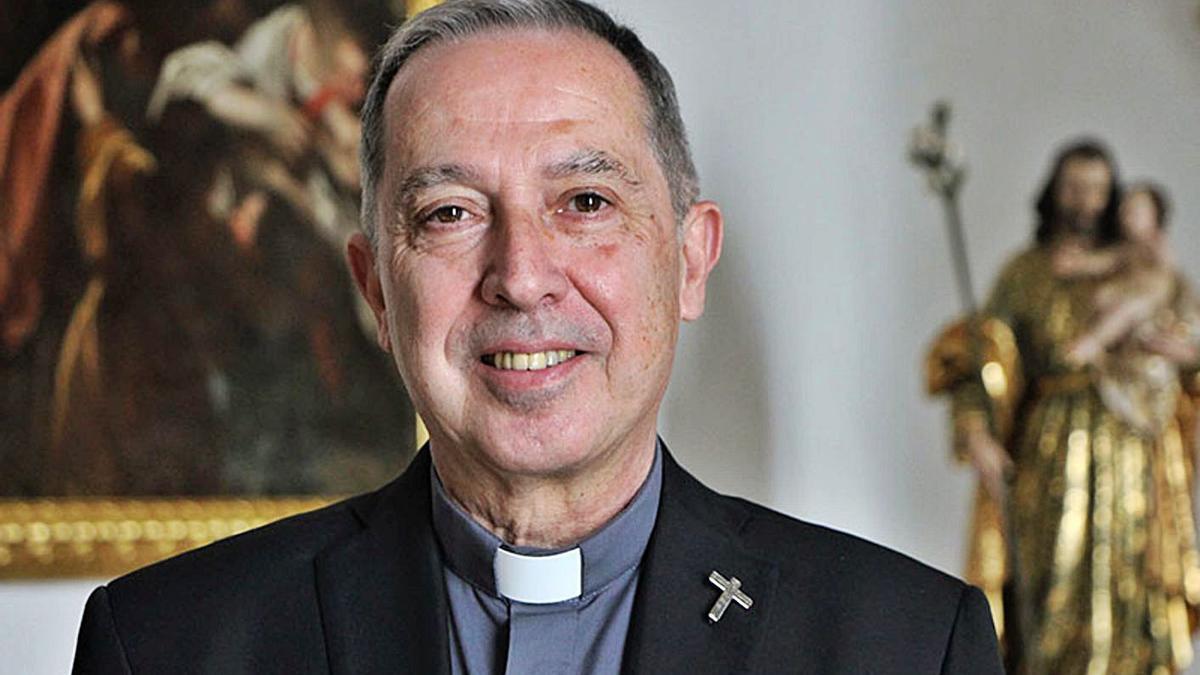"""Fernando Valera, dispuesto a """"sembrar la luz"""" por toda la diócesis de Zamora"""