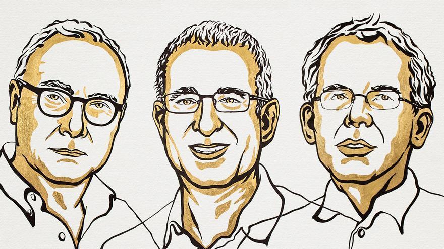 Nobel de Economía a David Card, Joshua Angrist y Guido Imbens por sus análisis del mercado laboral