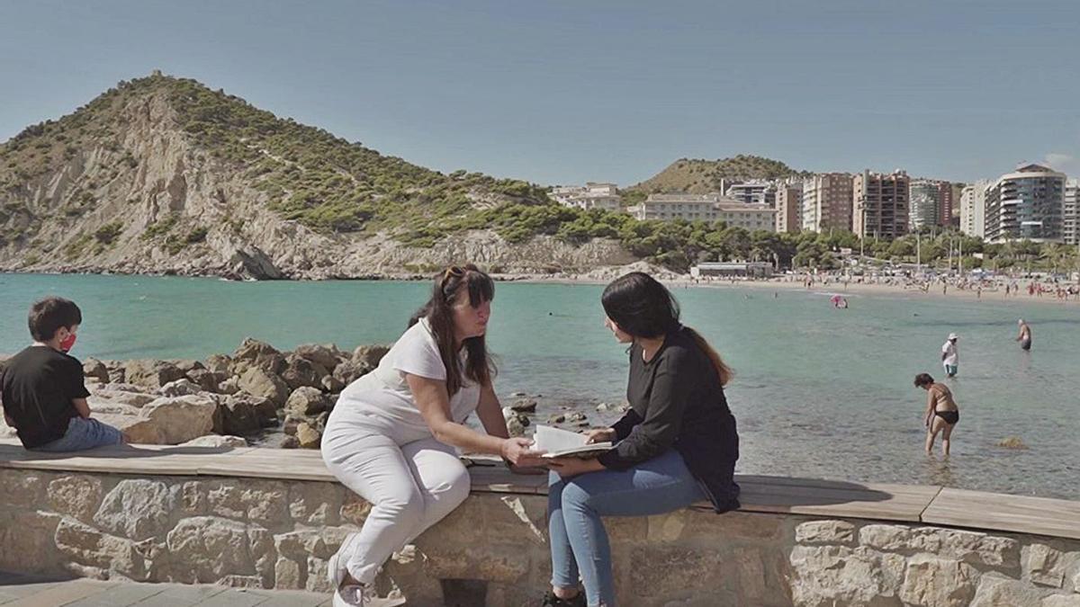 Un fotograma del documental «Encontres d'Exili II». | UV