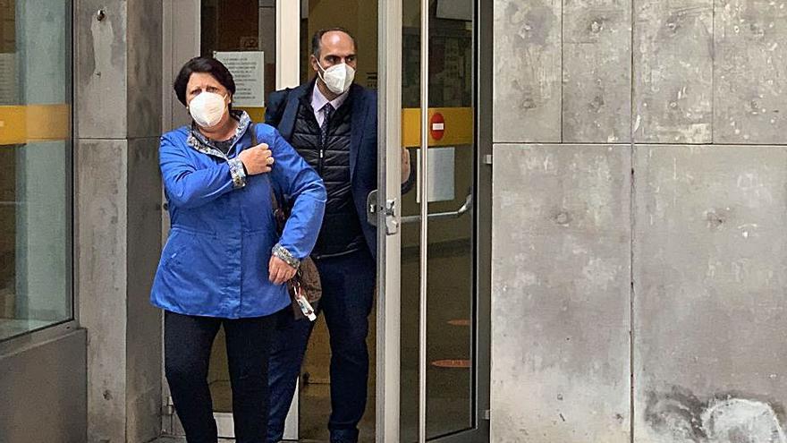 Acepta ocho meses de cárcel por causar un fuego forestal en Cangas del Narcea