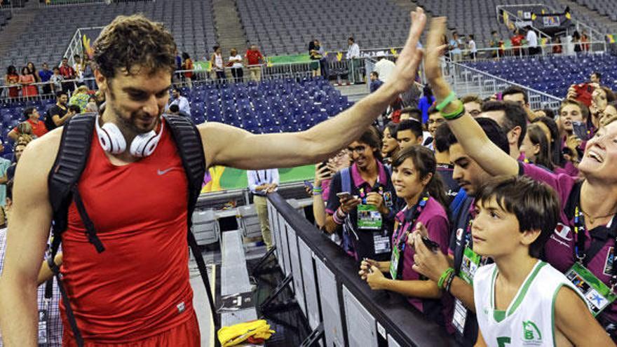 La primera fase del Mundial de Baloncesto ya es historia, llega la hora de la verdad