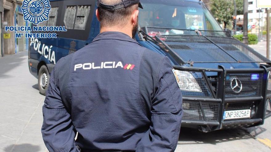 Detenido en Baena un fugado con varias requisitorias por delitos muy graves tras no volver a prisión