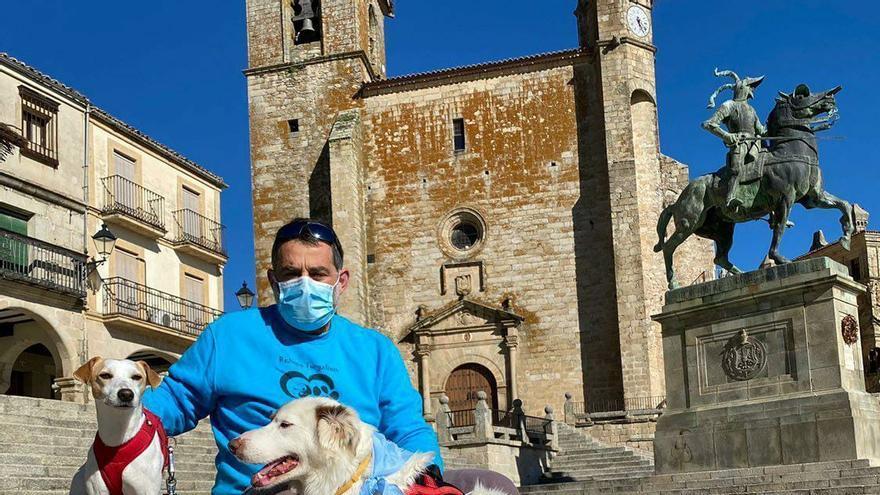 El refugio de animales Turgalium cumple cuatro años en la ciudad
