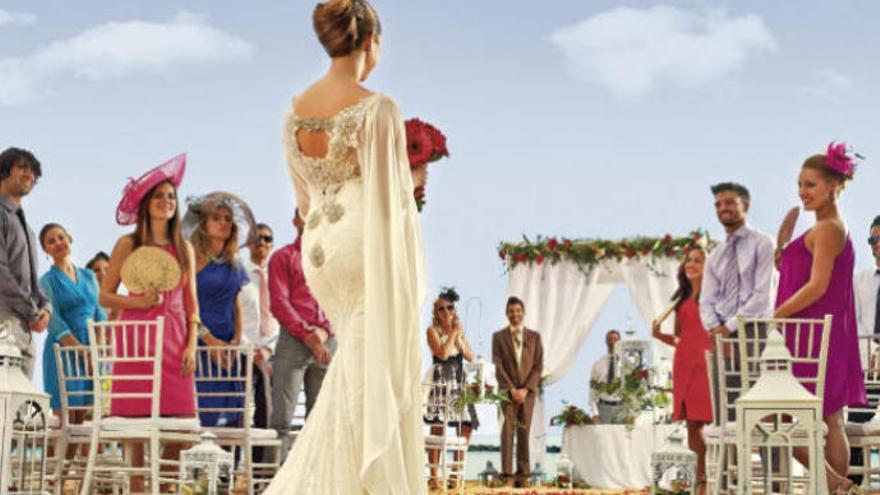 Multa de 6.010 euros por celebrar una boda en una playa canaria
