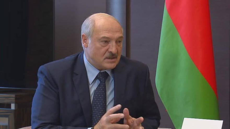 El Parlamento Europeo dejará de reconocer a Lukashenko como presidente