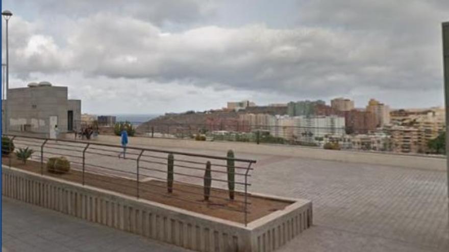 El parque Carmen González Roca tendrá terraza y juegos infantiles