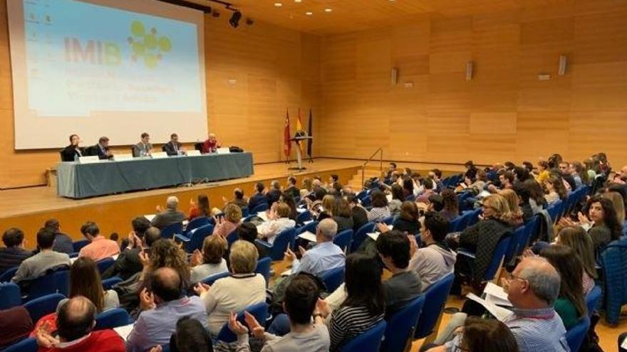 Más de 200 científicos se darán cita 'virtual' en las V Jornadas de Investigación del IMIB