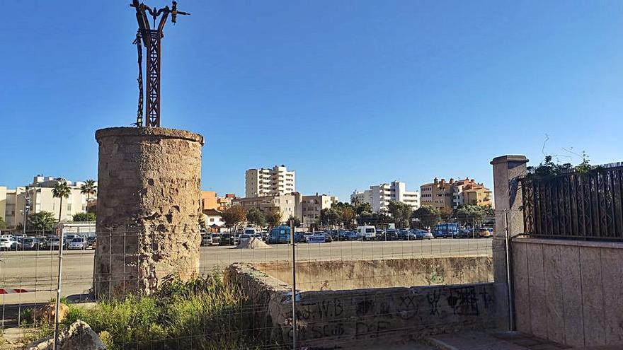 Reclaman la protección de un molino de agua ubicado en Cala Millor