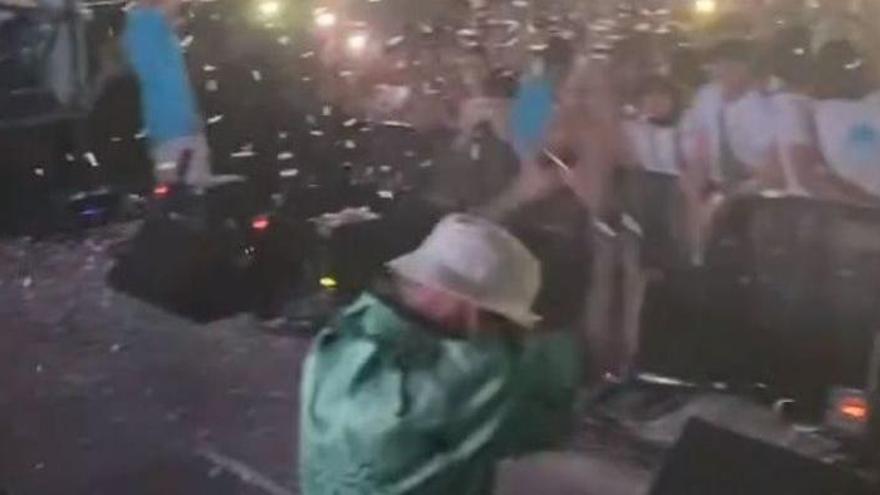 Polizei löst außer Kontrolle geratenes Konzert in Palma auf