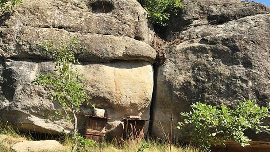 Les restes òssies de la bauma del Clot del Llop són d'entre els segles VII i XII