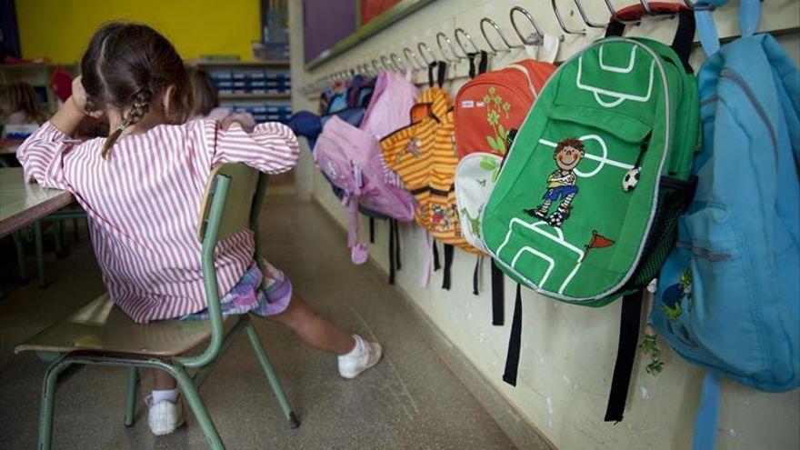 La oferta para escolarizar a los menores de tres años llegará a 2.000 plazas