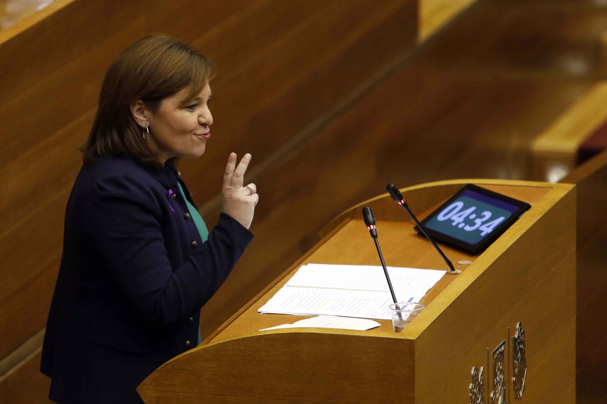 Las dos décadas (por ahora) en política de Isabel Bonig en en imágenes