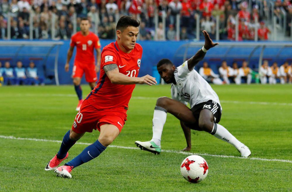 Final de la Copa Confederaciones: Chile - Alemania