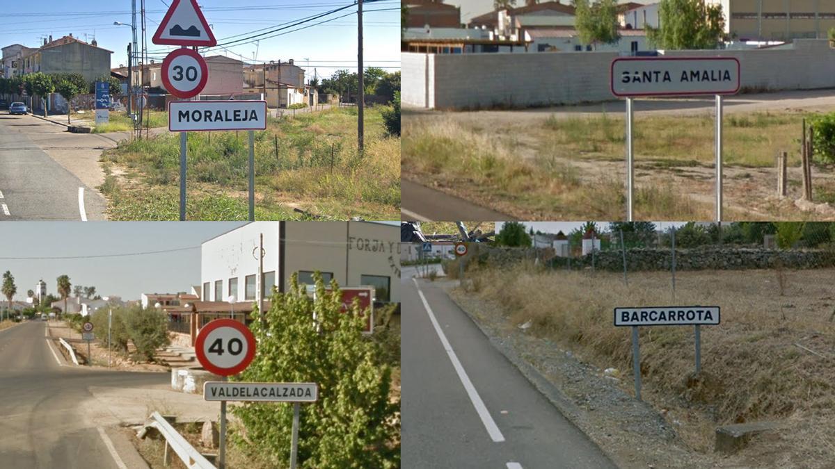 Los municipios que cerrarán perimetralmente.
