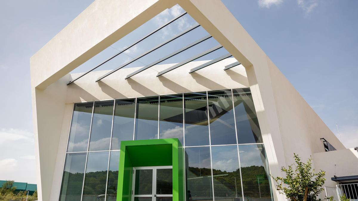 El colegio ha estrenado un innovador campus en la urbanización Montevida de La Alberca.