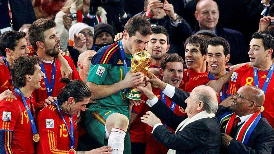 Se despide Casillas, el portero de los prodigios