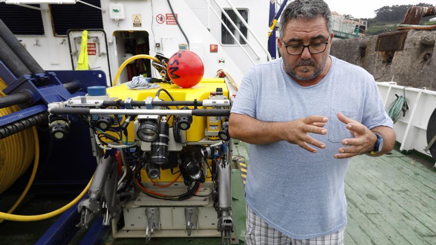 """Antonio Punzón, investigador del IEO: """"El calentamiento del agua ha ocasionado que la migración de la xarda se adelante casi un mes"""""""