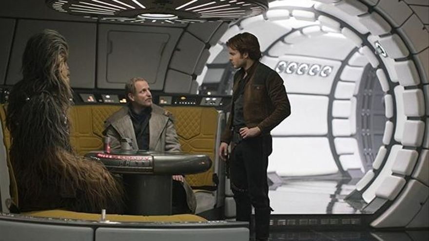 Mark Hamill desvela el cameo de un mítico personaje de 'Star Wars' en 'Han Solo'