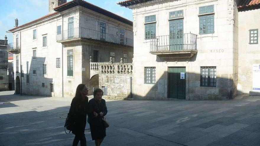 El Concello avanza en la modificación del Peprica para la intervención en el subsuelo de los edificios del Museo