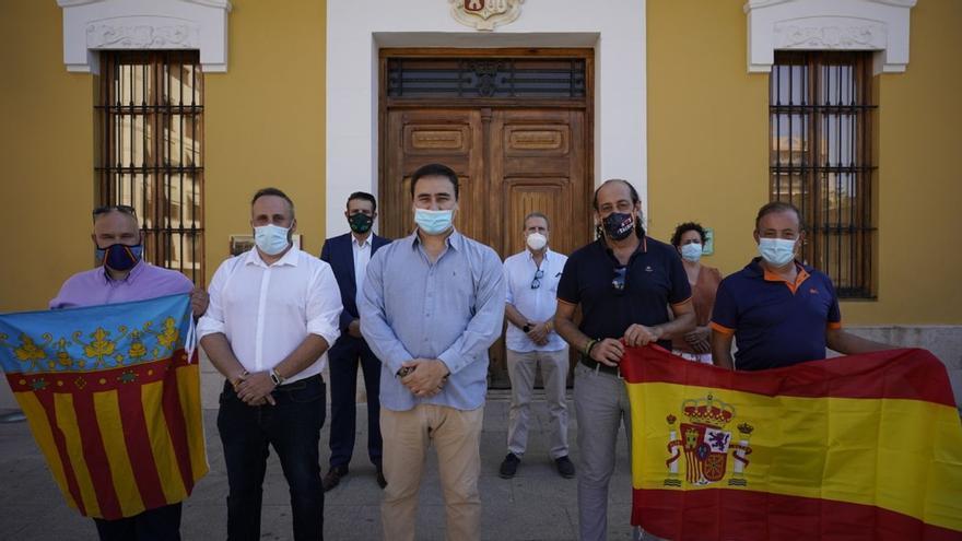 Un concejal de Vox hace pública su homosexualidad en el pleno municipal de Burjassot