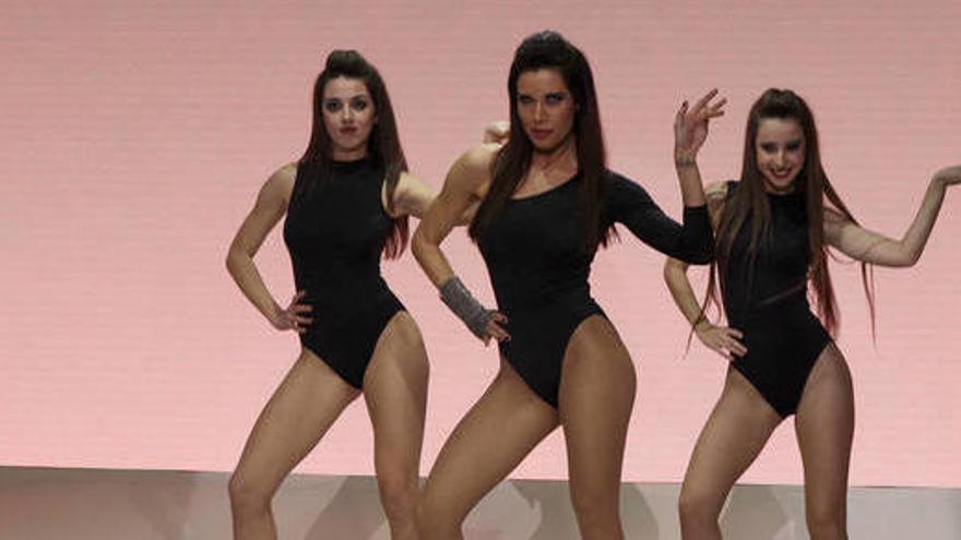 Pilar Rubio imita Beyoncé a l'Hormiguero