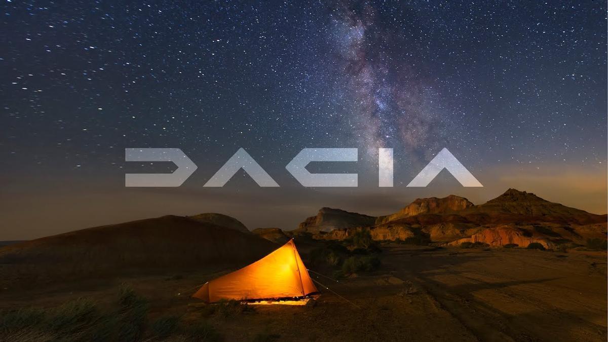 Dacia diseña su futuro con un nuevo logo e imagen corporativa