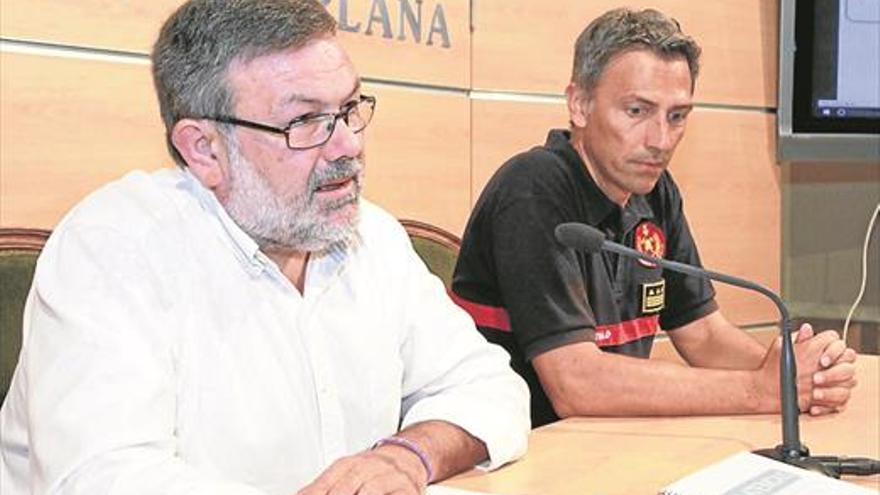 Castellón diseña el primer plan de emergencias exigido hace 25 años
