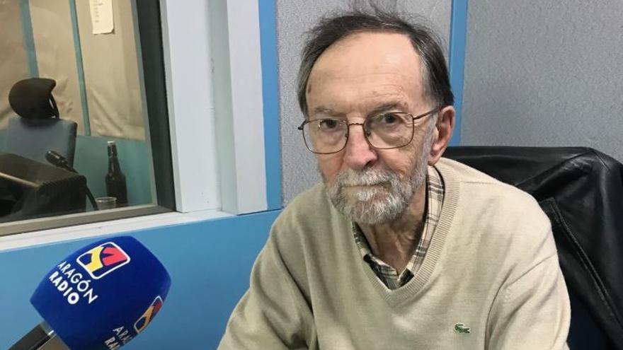 Fallece el poeta y fotógrafo bilbilitano José Verón Gormaz