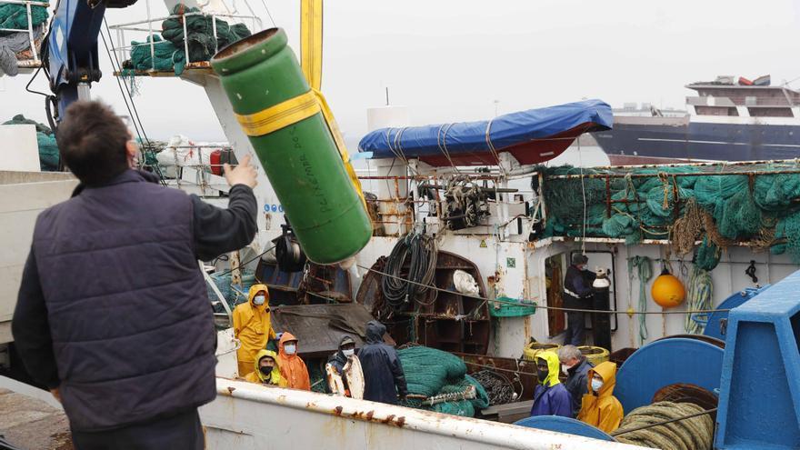 El Ministerio estima un recorte del 14% en la cuota de merluza de Gran Sol
