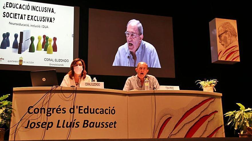 El congreso Bausset aborda la educación inclusiva a través               de la neurociencia