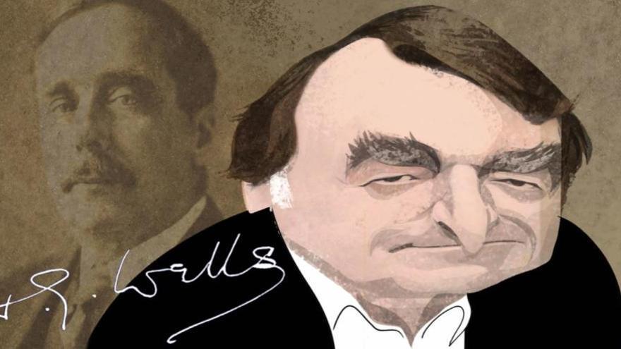 H. G. Wells, el sexo del cometa