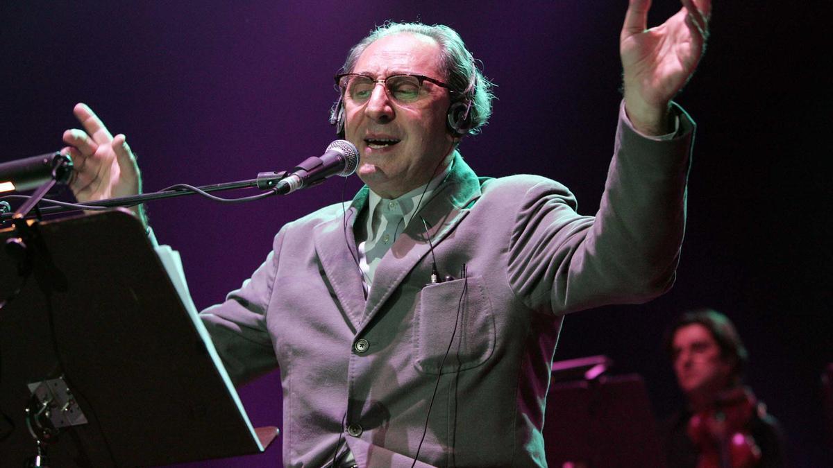 Muere el músico italiano Franco Battiato a los 76 años.