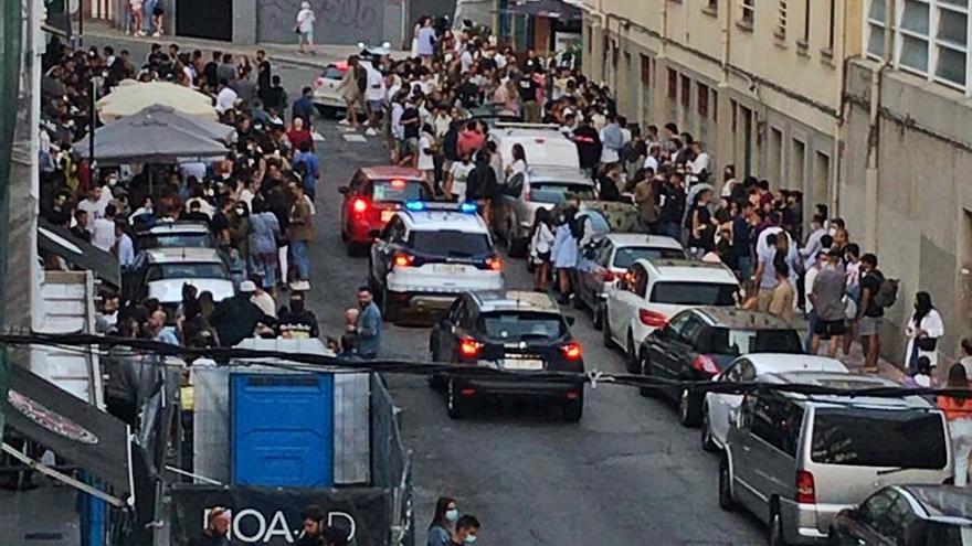El 092 movilizará un dispositivo en San Juan para evitar multitudes e infracciones en la calle