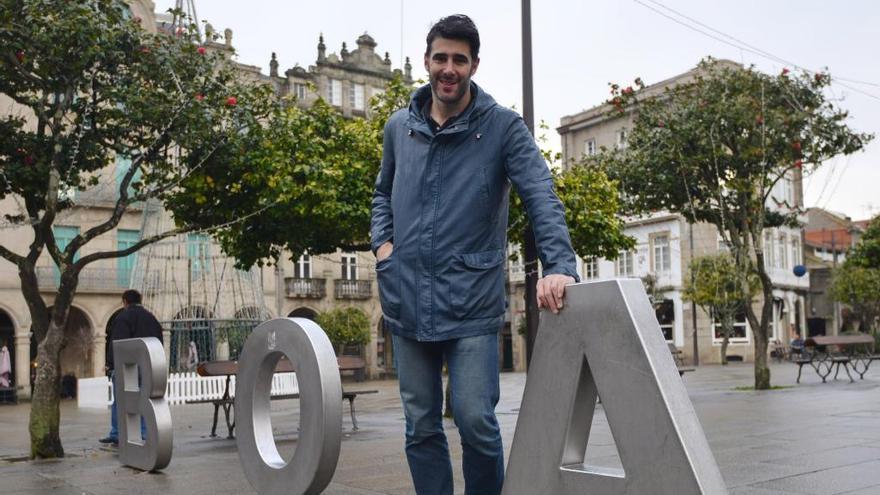 David Amor será el maestro de ceremonias del renovado Tanatorio de Pontevedra