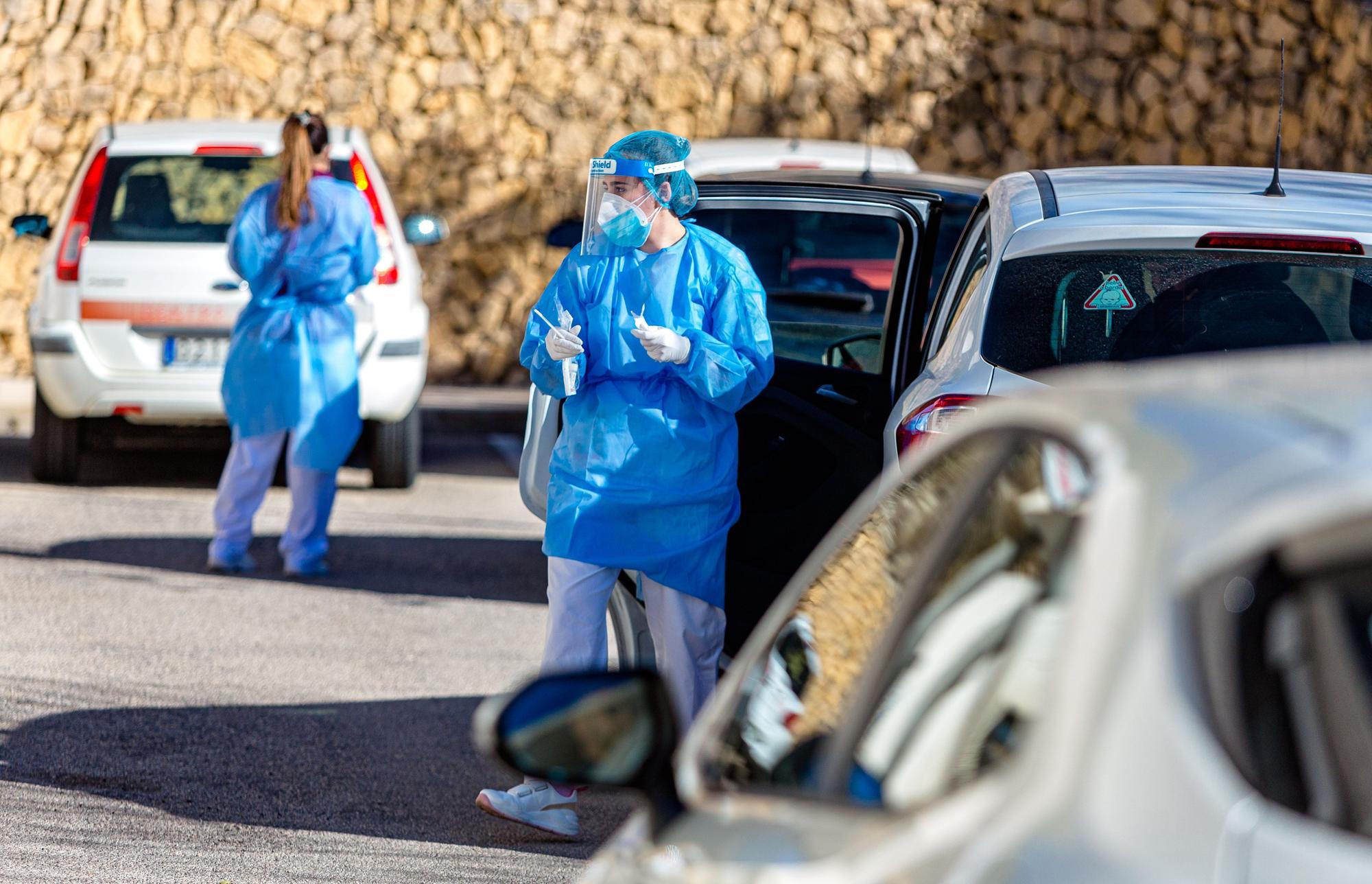 Callosa d'en Sarrià pide a los vecinos que se queden en casa y extremen las precauciones ante el covid