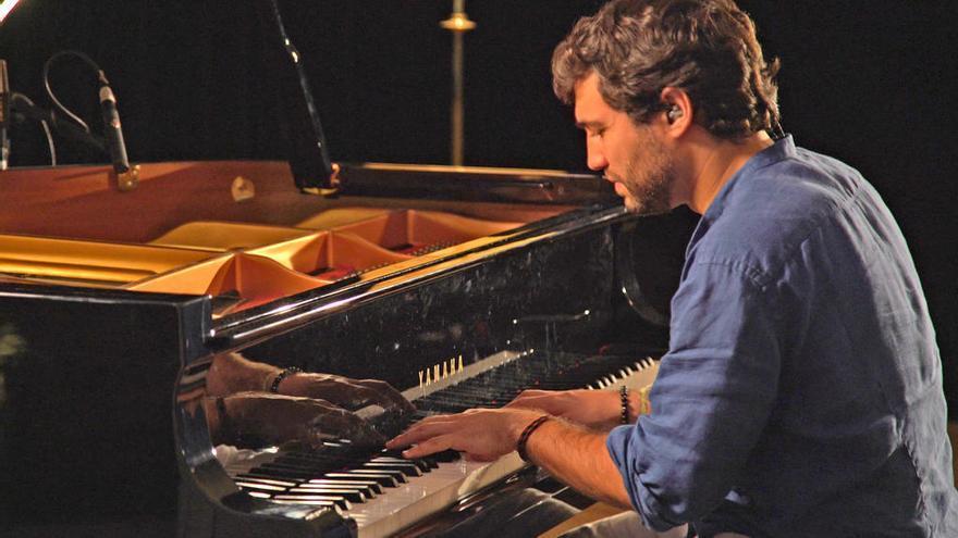 """Gabriel Peso: """"Con mi música me siento libre, pero tocar ante miles de personas es un subidón"""""""