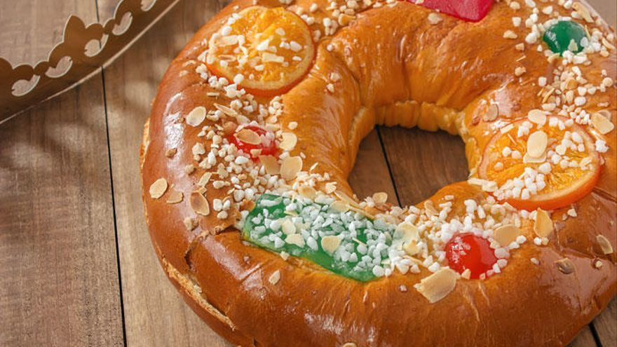 Prepara tu propio Roscón de Reyes light