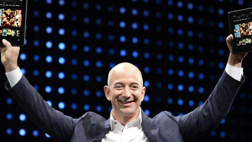 Jeff Bezos acumula una fortuna de 200.000 millones