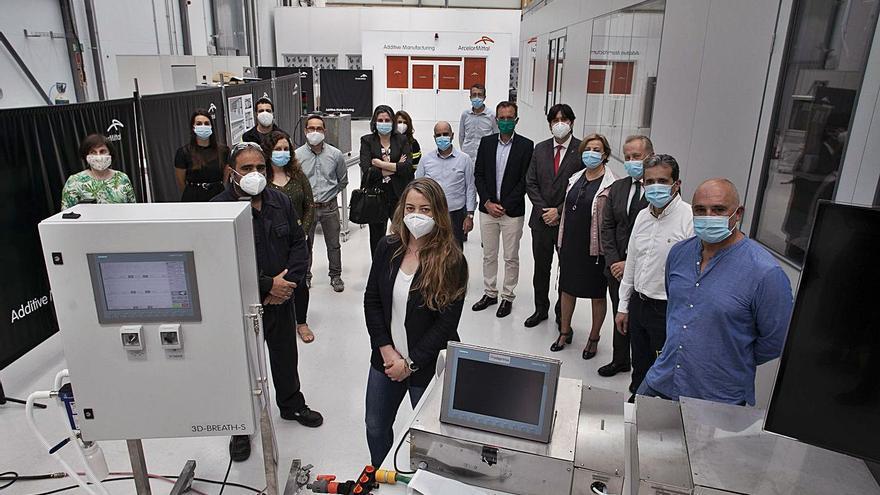 """Fundación Idonial se apunta a la investigación del hidrógeno, el pilar de la """"economía verde"""""""