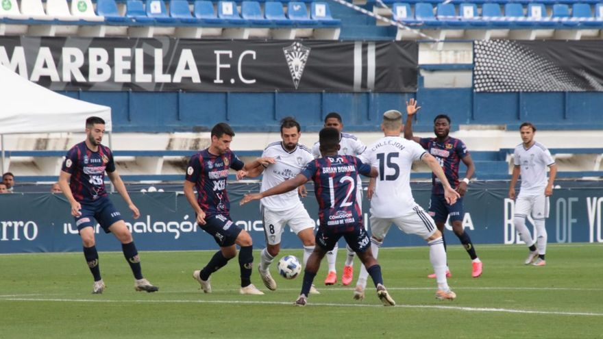 El Marbella FC confirma su segundo descenso