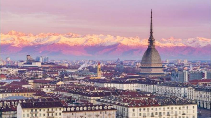 Turín, el encanto rural de la primera capital de Italia