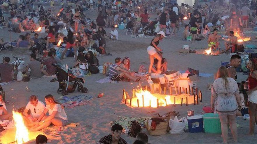 Sant Joan volverá a ser festivo en la Comunitat Valenciana en 2020