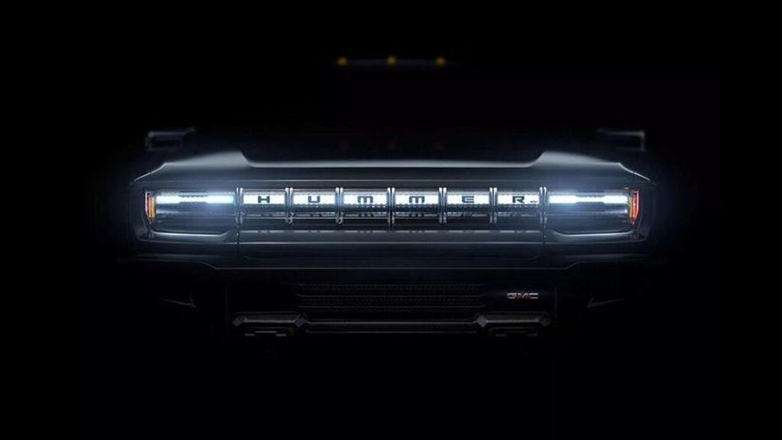 El eléctrico de Hammer tendrá 1.000 CV de potencia, tres motores y 15.600 Nm de par máximo