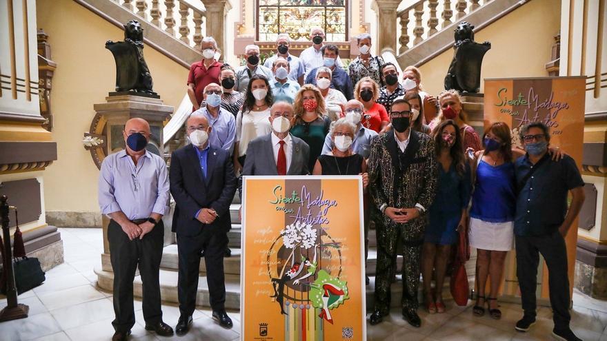 'Siente Málaga' reúne a un millar de músicos malagueños y más de 70 espectáculos