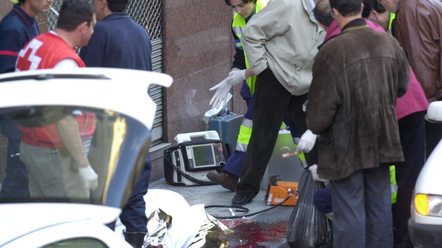 20 años del atentado de ETA contra el presidente del PP de Aragón